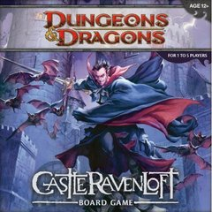 Dungeons & Dragons: Castle Ravenloft Board Game on Channel Fireball
