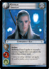 Legolas, Greenleaf