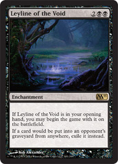 Leyline of the Void on Channel Fireball