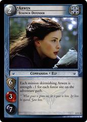 Arwen, Staunch Defender