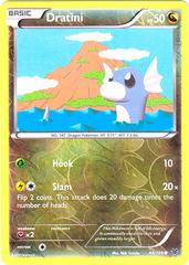 Dratini - 49/108 - Common - Reverse Holo