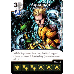 Aquaman - Arthur Curry (Die & Card Combo Combo)