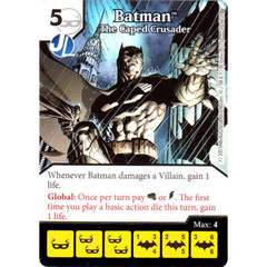 Batman - The Caped Crusader (Die & Card Combo Combo)
