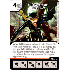 Catwoman - Nine Lives (Die & Card Combo Combo)