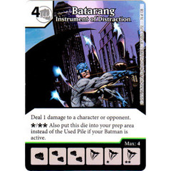 Batarang - Instrument of Distraction (Card Only)