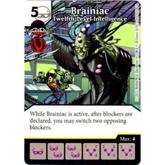 Brainiac - Twelfth-Level Intelligence (Card Only)