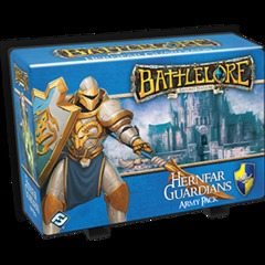 BattleLore Hernfar Guardians Army Pack