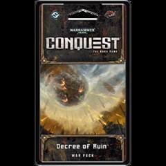 Warhammer 40,000: Conquest 2 - 1 Decree of Ruin