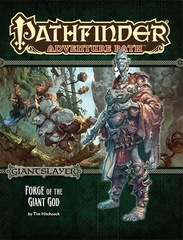 Pathfinder #93: Forge of the Giant God