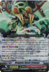 Dragonic Kaiser Crimson - G-BT02/012EN - RR