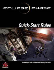 Eclipse Phase Quick-Start Rules