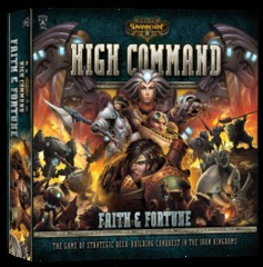 Warmachine: High Command - Faith & Fortune Core Set