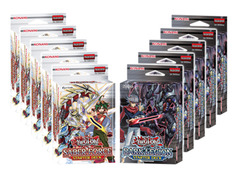 Saber Force and Dark Legion Starter Deck Display Box