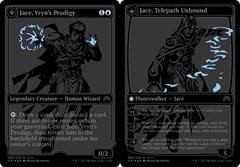 Jace, Vryn's Prodigy // Jace, Telepath Unbound (SDCC 2015 Promo) on Channel Fireball