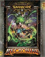 Warmachine: Reckoning - Hardcover