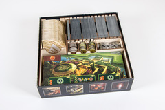 7 Wonders Organizer from Broken Token