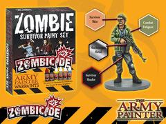 Warpaints Zombicide Combat Fatigues Paint