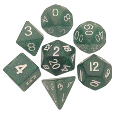 Ethereal Polyhedral Sets - Green
