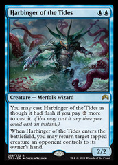 Harbinger of the Tides - Foil