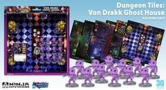 Super Dungeon Explore: Von Drakk Tile Pack