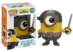 Movie Series - #170- Eye Matie (Minions)
