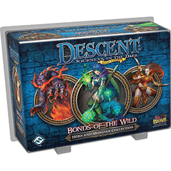 Descent: Journeys in the Dark (Second Edition) – Bonds of the Wild - (IN STORE SALES ONLY)