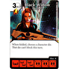 Black Widow - Oktober (Die & Card Combo)