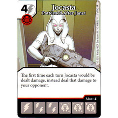 Jocasta - Patterned After Janet (Die & Card Combo)