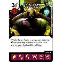Baron Zemo - Helmut J. Zemo (Card Only)
