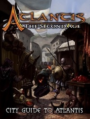 Atlantis: The Second Age - City Guide Supplement