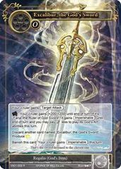 Excalibur, the God's Sword - VS01-002 - R