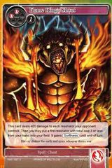 Flame King's Shout - VS01-021 - C