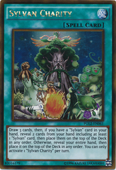 Sylvan Charity - PGL2-EN061 - Gold Rare - Unlimited Edition