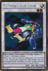 Formula Synchron - PGL2-EN088 - Gold Rare - Unlimited Edition