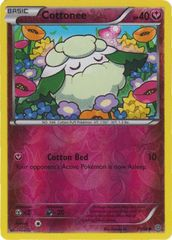 Cottonee - 55/98 - Common - Reverse Holo