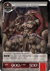 Commander of Wolves - CMF-023 - R - 2nd Printing