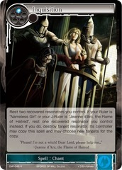 Inquisition - CMF-045 - R - 2nd Printing