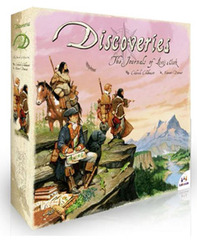 Discoveries: The Journals of Lewis & Clark (In Store Sales Only)