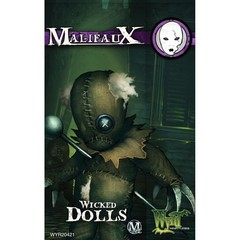 Wicked Dolls (3 Pack) - 2nd Edition