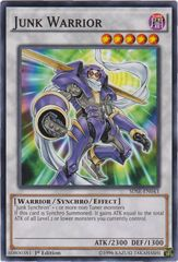 Junk Warrior - SDSE-EN043 - Common - 1st Edition