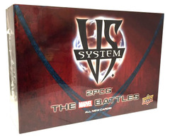 VS System 2PCG: The Marvel Battles