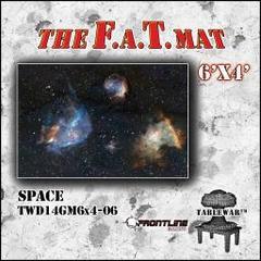 F.A.T. Mat: Space 6x4'