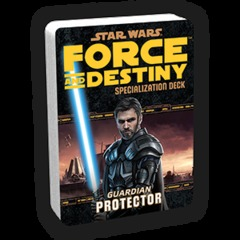 Star Wars: Force & Destiny: Protector Specialization Deck