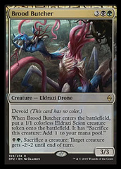 Brood Butcher - Foil