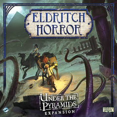 Eldritch Horror: Under the Pyramids (In Store Sales Only)