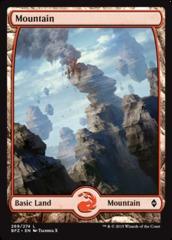 Mountain - Foil (269)(BFZ)