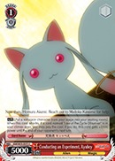 Conducting an Experiment, Kyubey - MM/W35-E073 - C