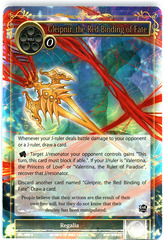 Gleipnir, the Red Binding of Fate - SKL-098 - R - 1st Edition