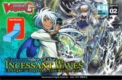 G-CB02 Commander of the Incessant Waves Booster Pack