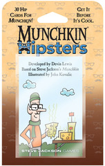 Munchkin Booster: Hipsters